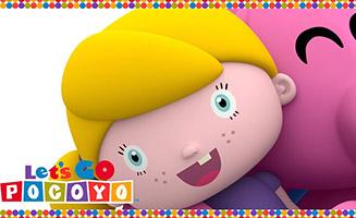 Pocoyo S03E36 Ellys new doll