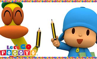 Pocoyo S03E38 Pocoyo Goes to School