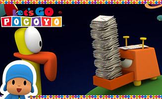 Pocoyo S03E48 Pato the Postman