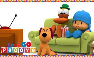 Pocoyo S03E49 Patos Living Room