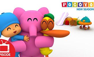 Pocoyo S04E01 Holidays