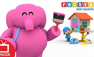 Pocoyo S04E11 House of Colors