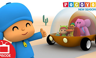 Pocoyo S04E14 Are we there yet