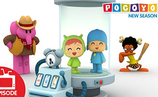 Pocoyo S04E16 Time After Time Before Time