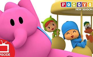 Pocoyo S04E17 Tiny Fun Park