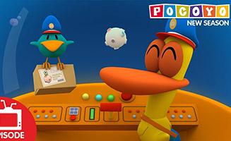 Pocoyo S04E24 Space Postal Service