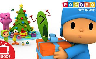 Pocoyo S04E25 An Alien Christmas Carol