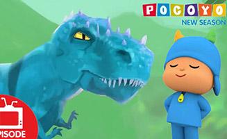 Pocoyo S04E30 Dinosaurs