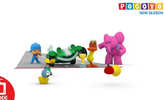 Pocoyo S04E31 Formula Pato