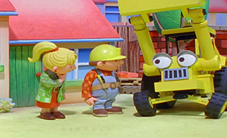 Bob the Builder S01E10 Travis and Scoops Race Day