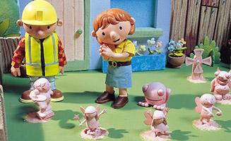 Bob the Builder S02E08 Dizzys Statues