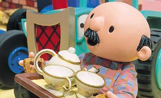 Bob the Builder S02E09 Tea Set Travis