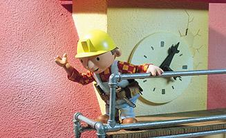Bob the Builder S02E11 Clocktower Bob