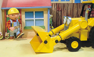 Bob the Builder S03E08 Scoops in Charge