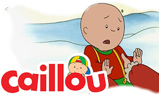 Caillou S01E02 Caillous Not Afraid Anymore