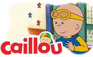 Caillou S01E06 Caillou Learns to Drive