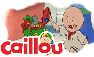 Caillou S01E08 Caillou Joins the Circus