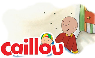 Caillou S01E09 Caillou is Afraid in the Dark