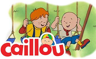 Caillou S01E10 Caillous Friends