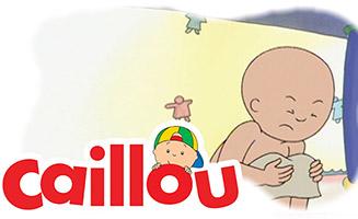 Caillou S01E14 Caillou in the Bathtub