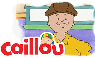 Caillou S01E15 Caillou Gets Dressed