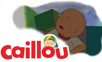 Caillou S01E18 Caillous Hiding Place