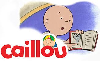 Caillou S01E20 Caillou and Gilbert