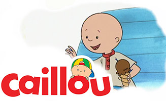 Caillou S01E22 Caillou is Scared of Dogs