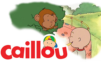 Caillou S01E23 Caillou Goes to the Zoo