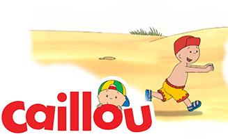 Caillou S01E25 Caillou at the Beach
