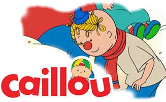 Caillou S01E28 Caillou is a Clown