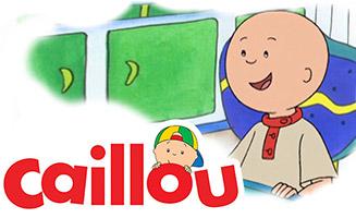 Caillou S01E29 Caillous Special Friend