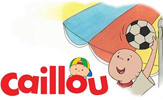 Caillou S01E31 Caillous Big Friend