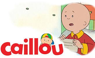 Caillou S01E33 Caillou Mails a Letter