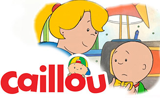 Caillou S01E36 Caillous New Babysitter