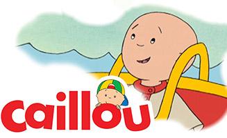 Caillou S01E41 Caillou Goes to a Theme Park