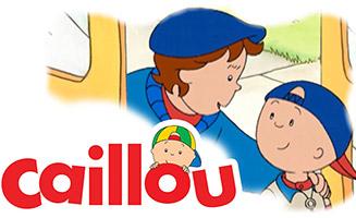 Caillou S01E42 Caillous School Bus