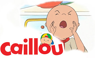 Caillou S01E43 Caillou Looks for Gilbert