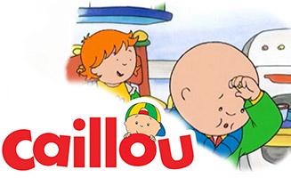 Caillou S01E44 Caillous Surprise Breakfast
