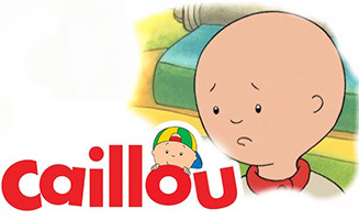 Caillou S01E46 Caillou Goes to Work