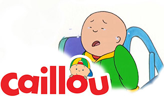 Caillou S01E49 Caillous Big Slide