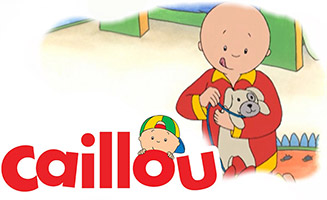 Caillou S01E50 Caillou Walks a Dog