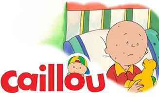 Caillou S01E52 Caillou Is Sick