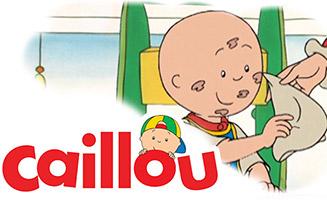Caillou S01E55 Caillou Plays a Baby