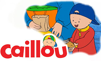 Caillou S01E58 Caillou Goes Birdwatching
