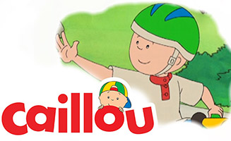 Caillou S01E60 Caillou Hurts Himself