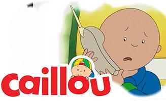 Caillou S02E19 Caillous Cross Word