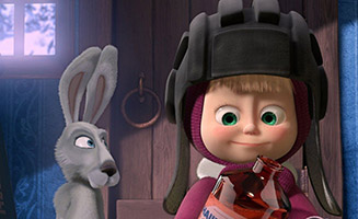 Masha and the Bear S01E14 Watch out