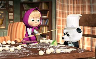 Masha and the Bear S01E24 Bon appétit