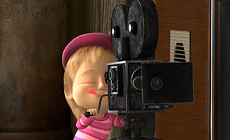 Masha and the Bear S02E16 And Action